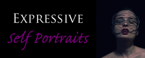 Expressive Self Portraits by Dekilah