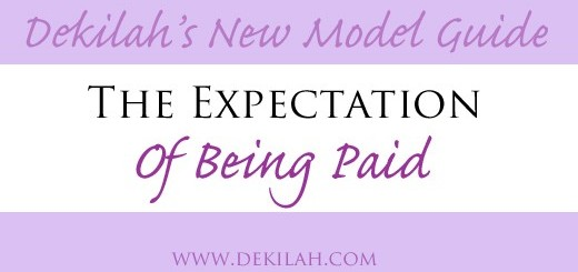 New Model Guide The Expectation of Being Paid