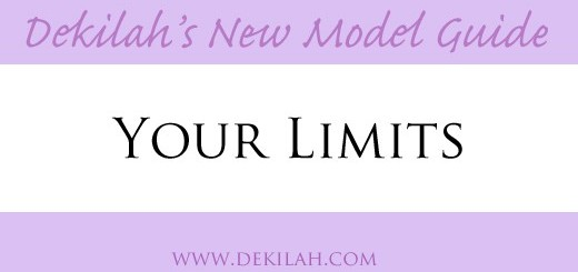 New Model Guide Your Limits