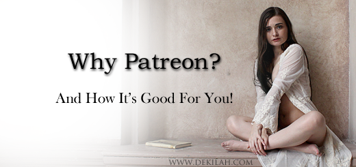 Why Patreon