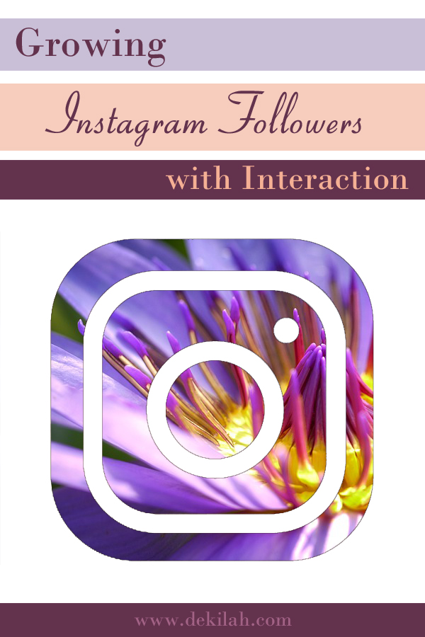 Growing Instagram Followers with Interaction